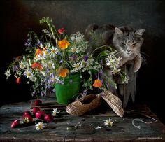 35PHOTO - Eleonora Grigorjeva - А за окном сейчас ноябрь...