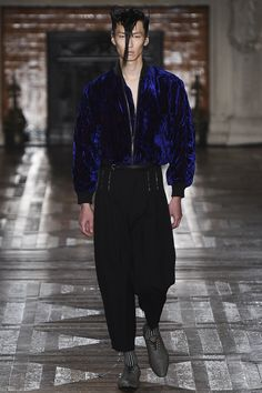 Haider Ackermann Fall 2016 Menswear Collection Photos - Vogue
