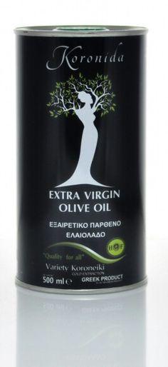 Extra virgin olive oil kalamata