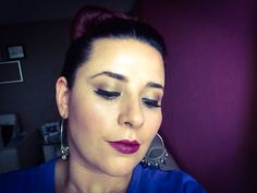 #Makeup#maquillaje#eggplantlips