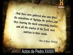 Banidos da Bíblia   Os Segredos dos Apostolos- Dublado