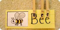Bug Word Clipart, creative & easy!