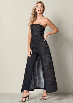 138 Best Skinny formal jumpsuits images in 2019  b0998a6e8323