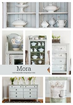 Milk Paint: Colors Of The Month, And Upcoming Workshops!