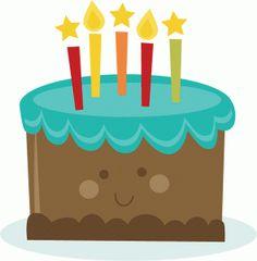 birthday cake 02 04 13 miss kate cuttables clip art food rh pinterest co uk happy birthday cake clip art free images happy birthday cake clipart for men