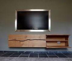 Výsledok vyhľadávania obrázkov pre dopyt houten tv meubel zwevend