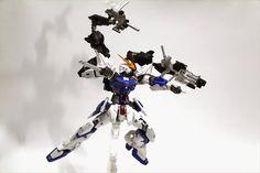 GUNDAM GUY: MG 1/100 Gundam Astray Out Frame D - Custom Build
