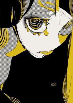 Pretty Art, Cute Art, Aesthetic Art, Aesthetic Anime, Manga Art, Anime Art, Posca Art, Arte Sketchbook, Wow Art