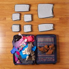 Nov 2019 - Organize clothing and accessories inside your travel bag with a single packing cube or a packing cube set from eBags. Shop now to find packing cubes for your next trip.