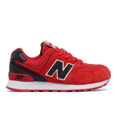 new balance kl574cxg rouge