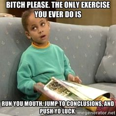 meme about people jumping to conclusions - Google Search