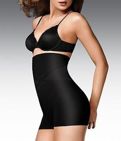 cca8a2fde83 Maidenform Control It® Firm Control High-Waist Boyshort Panty Shapewear  12555 at BareNecessities.