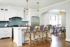 Amie Corley Interiors, Jefferson Road | kitchen + breakfast nook