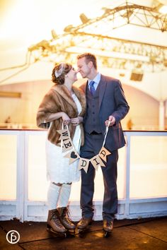 Crown Center Ice Terrace | Freeland Photography | we did sign
