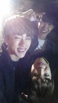 BTS || Seokjin || Hoseok || Jimin