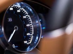 Les 1500 chevaux de la Bugatti Chiron sur