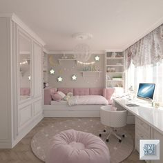 Teenage Girls Bedroom Ideas is part of Dream rooms - Every young girl dreams of a uniquely personal space to call her own, yet nailing down a durable search for a teenage girl's bedroom can be a particularly troublesome undertaking Cute Bedroom Ideas, Cute Room Decor, Awesome Bedrooms, Bedroom Themes, Cool Rooms, Trendy Bedroom, Girls Bedroom Ideas Teenagers, Teen Bedroom Colors, Modern Bedroom