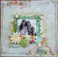 My Scrapbook, Scrapbook Layouts, Frame, Home Decor, Picture Frame, Decoration Home, Room Decor, Frames, Interior Design