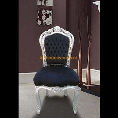 Barok Stoelen Zilver Zwart.25 Beste Afbeeldingen Van Complete Look Baroque Black Silver