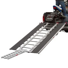We've gathered our favorite ideas for Black Ice Tri Fold Snowmobile Ramps 1 Lb Capacity, Explore our list of popular small living room ideas and tips including Black Ice Tri Fold Snowmobile Ramps 1 Lb Capacity. Rv Truck, Pickup Trucks, Trailer Ramps, Snowmobile Trailers, Loading Ramps, Extension Designs, Street Bikes, Small Living Rooms, Bike Life