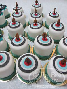 Mini Bolos Individual Wedding Cakes, Birthday Cake, Desserts, Food, Art Cakes, Sweets, Mini Pastries, Tailgate Desserts, Deserts