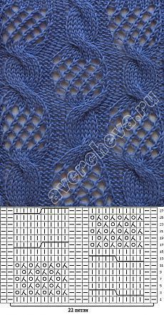 Disksueter de punto verano, tutorial sueter de punto, tutorial - узор 354 к. Lace Knitting Stitches, Knitting Machine Patterns, Lace Knitting Patterns, Cable Knitting, Knitting Charts, Lace Patterns, Knitting Designs, Free Knitting, Knitting Projects