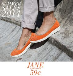 Stonefly Summer Sales: discover Jane!