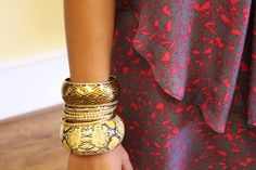 Bunches of bangles