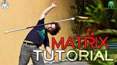 MATRIX TUTORIAL - Contact Staff - Contato com bastão (Com Lucas Devillers)