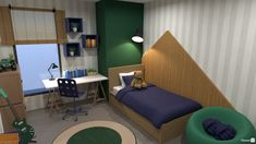 Batalha de Design 43! - creative design idea in 3D. Explore unique collections and all the features of advanced, free and easy-to-use home design tool Planner 5D 3d Home Design, Tool Design, Layout Design, Creative Design, Interior Design, Design Your Dream House, House Design, Create Floor Plan, Floors And More