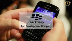 Prominent Blackberry Application Development Company India
