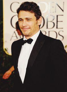 James Franco : Golden Globes 2011