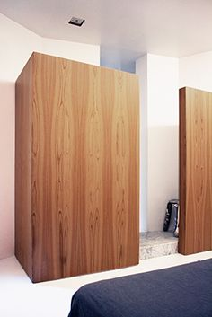 Mirando al Norte | RÄL167 - Interiorismo, decoración, reforma y diseño de interiores Bathrooms, Wood, Architectural Firm, Righteousness, Studios, Norte, Interior Design, Flats