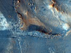Lithology of Martian Funk #mars #nasa #science