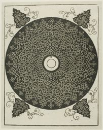 Albrecht Dürer German, 1471-1528  The Third Knot, c. 1507  Woodcut on ivory laid paper