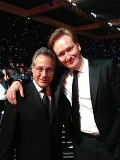 Conan and Max, together again! :)