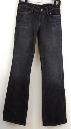 Citizens of Humanity Kelly #146 Stretch Boot cut Black Jeans Size 27  #Shopping #Style #Fashion  http://www.ebay.com/itm/Citizens-of-Humanity-Kelly-146-Stretch-Boot-cut-Black-Jeans-Size-27-/281434709693?roken=cUgayN via @eBay