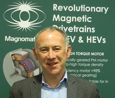 New CEO for Magnetic Transmission Systems Manufacturer