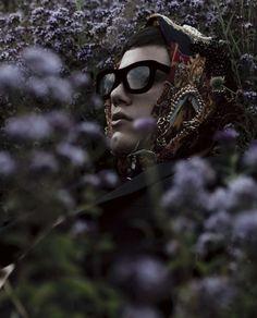 Simone Nobili in 'Teen Spirit' by Willy Vanderperre for Vogue Hommes International.
