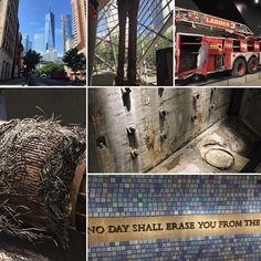Mémorial du 11 Septembre....un moment fort !