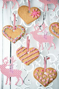 I love ginger bread cookies!