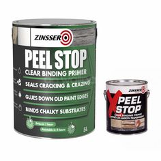 Zinsser Peel Stop – The Easy Solution for Peeling, Cracked or Flaky Paint - http://www.godecorating.co.uk/zinsser-peel-stop-easy-solution-peeling-cracked-flaky-paint/