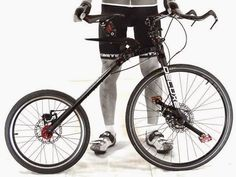 MC2 la bici que se transforma en 8 diferentes formas de pedaleo [Eurobike 2014 con video]