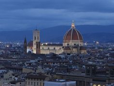 Florence Italy- 2015 anniversary trip? Loving this every-other-year idea! :)