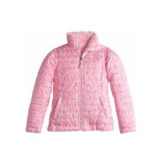 The North Face Girl s Reversible Mossbud Swirl Jacket. Gearhead Outfitters 5966a9e34