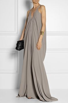 http://www.net-a-porter.com/product/443812/Rick_Owens/aurora-draped-cady-gown  I need a cheaper version!!!!!