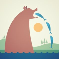 Love the simplicity-Stanley Chow Illustration