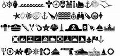 Image result for free fonts nautical dingbats