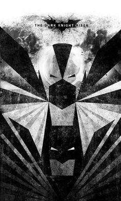paulshipper 470x783 Minimalist Dark Knight Rises Posters