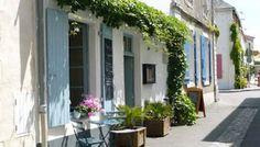 Le Vélo Noir - Restaurant - Noirmoutier-en-l'Île